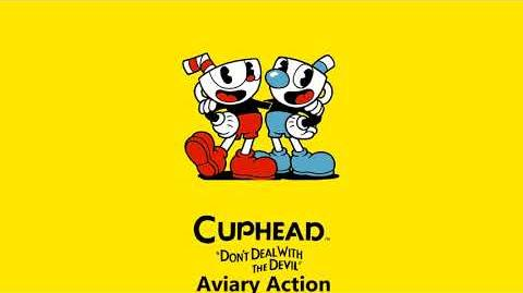 Cuphead OST - Aviary Action Music