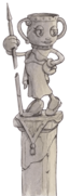 Legendary chalice