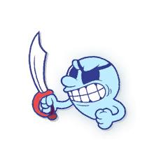 <i>High Seas Hi-Jinx!</i> (Ghost Pirate)
