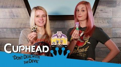 Cuphead Mystery Minis Unboxing!