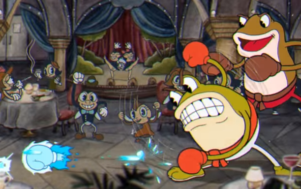 Ribby and Croaks | Cuphead Wiki | FANDOM powered by Wikia