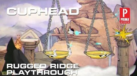 Cuphead - Rugged Ridge All Coins Playthrough