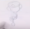 E3 Coliseum Cuphead Workshop Ms. Chalice Sketch 20