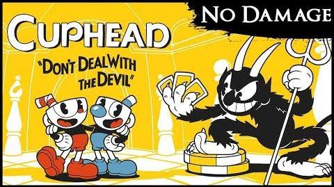 Cuphead - All Bosses on Regular【A Rank, No Damage, Dashing, Shrink, Charms】