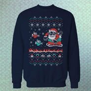 Tidings of Cuphead Sweater