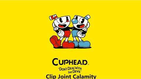 Cuphead OST - Clip Joint Calamity -Music-