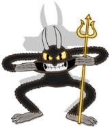 Devil Face Tug