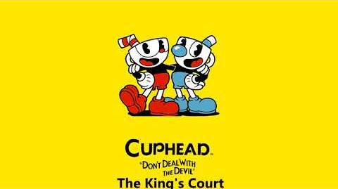 Cuphead OST - The King's Court Music