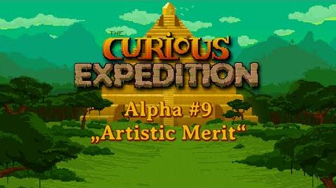 Curious Expedition - Alpha Update 9