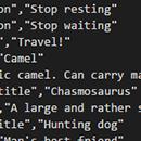 GitHub lang