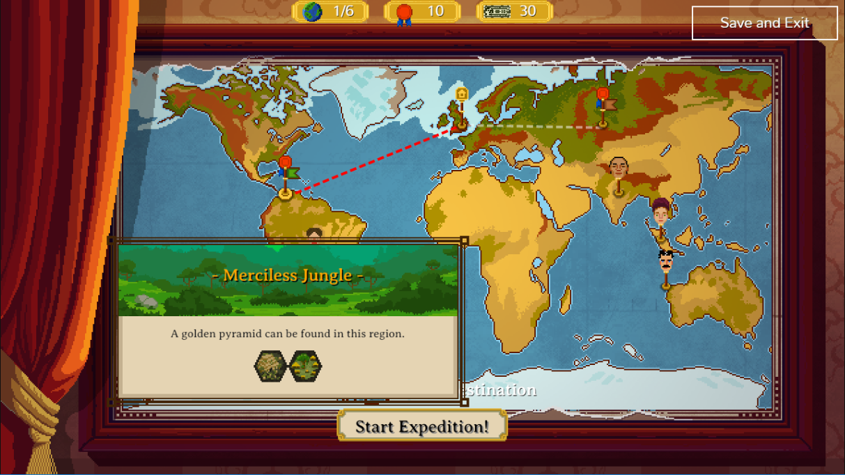 Beginners guide curious expedition wiki fandom powered by wikia map gumiabroncs Image collections