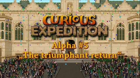 Curious Expedition - Alpha Update 5