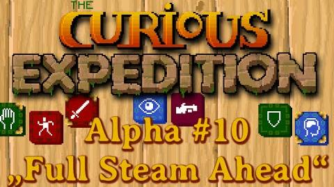 Curious Expedition - Alpha 10 (and Steam news!)