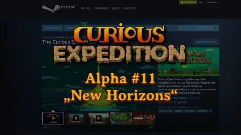 Curious Expedition - Alpha 11-1