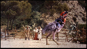 Giant Bird from Mysterious Island (1961)