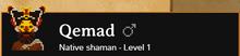 Human Companion Level Indicator