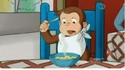 Curious George English Cartoons No Knowing Gnocchi (2)