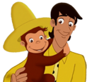 Ted Shackleford (aka The Man with the Yellow Hat)