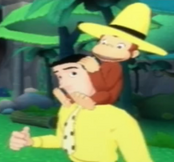 Curious George ps2- George and Ted