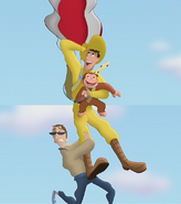 Curious George 2 Extended Scene (1)