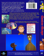 Curious George (2006) DVD back cover design