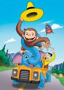 Curious George 2 Follow That Monkey poster