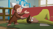 Curious George 2 (edited)- George chatters
