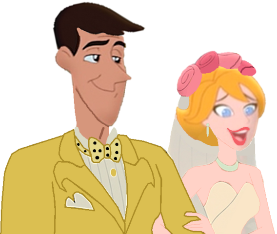 File:Curious George 4- Ted & Maggie's Wedding.png