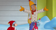 Curious George Gets Winded 051