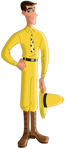 Ted Shackleford | Curious George Wiki | FANDOM powered by Wikia