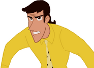 Curious George 4- fierst Ted Shackeford