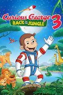 Curious George 3 Poster