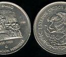 Mexican 5000 peso coin
