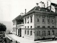 Eidgenössisches Münzgebäude Bern