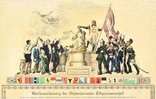 Bundesverfassung 1848 Schweiz
