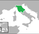 United Provinces of Central Italy