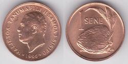 Samoa 1 sene 1996