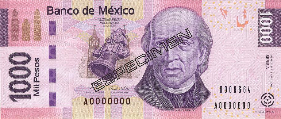 Mexican Peso Currency Wiki Fandom Powered By Wikia