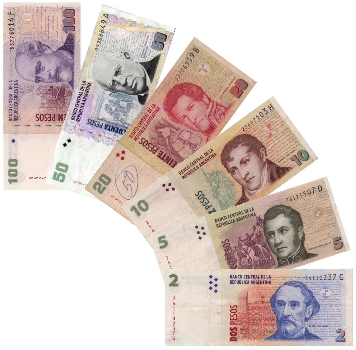 Argentine Peso Currency Wiki Fandom Powered By Wikia