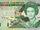 East Caribbean 5 dollar banknote