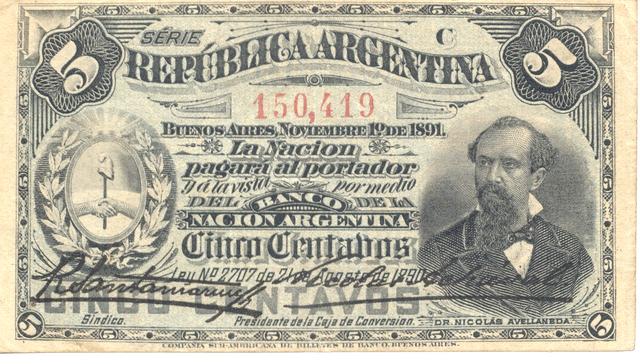 File:Anverso - Billete 5 centavos de Peso Moneda Nacional (Argentina).png