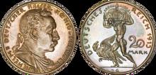 Goetz Prussia 20 mark
