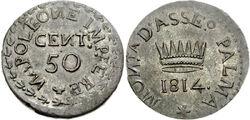 Plamanova siege 1814 73001212