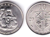 Ghanaian 10 cedi coin (fantasy)