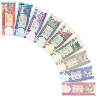 Afghan Afghani Currency Wiki Fandom