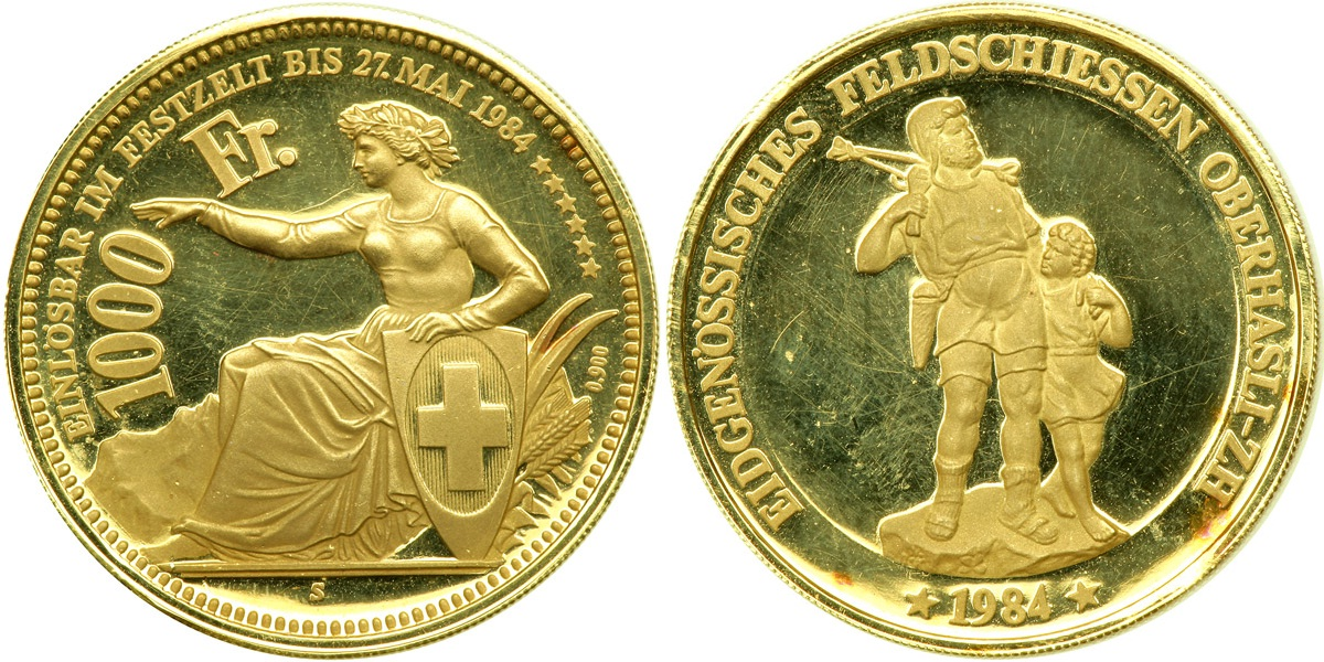 Swiss 1000 Franc Coin Currency Wiki Fandom Powered By
