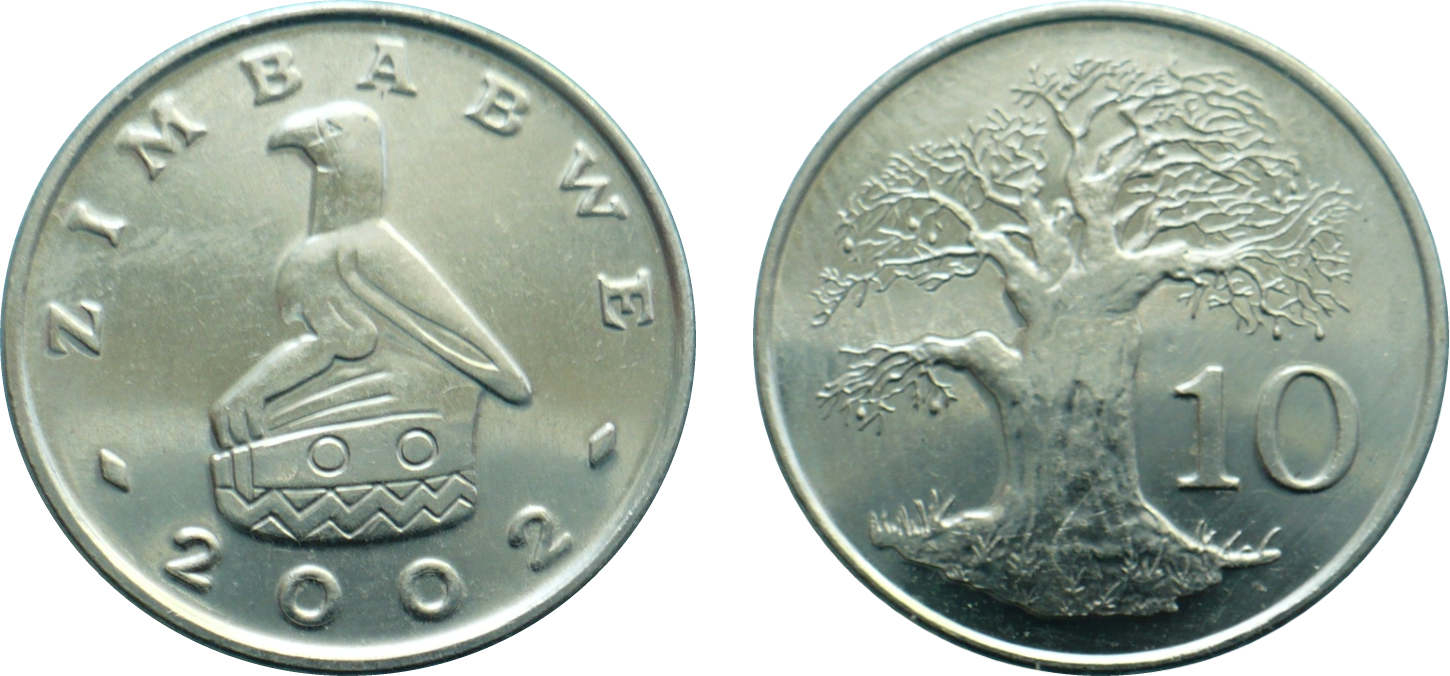 Zimbabwean 10 cent coin | Currency Wiki | FANDOM powered by Wikia