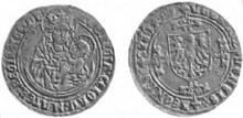 Aachen Mariengroschen 1491 Menadier