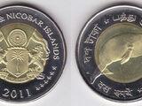 Andaman and Nicobar Islands 10 rupee coin
