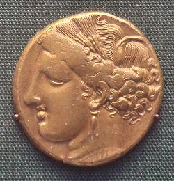 CarthageElectrumCoin250BCE